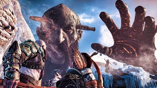 Download God of War 4 - Final Boss Fight (God of War 2018) PS4 Pro Video