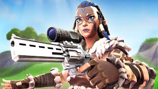 Download NEW Scoped Revolver and Freya Skin!! Video