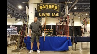 Download Survival Walking Stick designed by (Retired) U.S. Army Col. Jim Callahan Video
