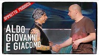 Download Killer Tatoo (1 di 2) - Ammutta Muddica | Aldo Giovanni e Giacomo Video