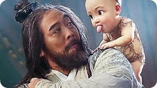 Download LEAGUE OF GODS Trailer (2016) Jet Li Fantasy Movie Video
