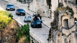 Download Riprese 007 a Matera 8/2019 - NO TIME TO DIE (Bond 25) Video