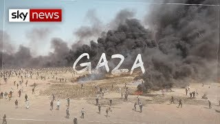 Download Deadly clashes in Gaza Video