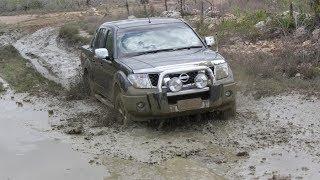 Download Nissan Navara & Pathfinder - Off-road & Water Mud Video