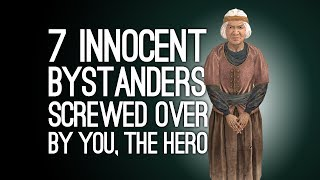 Download 7 Innocent Bystanders Who Were Screwed Over By You, The Hero Video