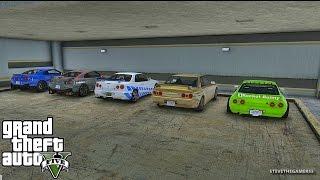 Download GTA 5 MODS - LET'S GO TO WORK - PART 71 (GTA 5 PC MODS)SUV GARAGE Video