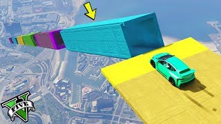 Download GTA 5 ONLINE 🐷 TUNNEL RARO !!! 🐷 GARE PARKOUR 🐷N*299🐷 GTA 5 ITA 🐷 DAJE !!! Video