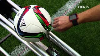 Download Breaking down Goal-Line Technology Video