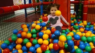 Download Playground Fun Play Place for Kids play centre ball playground with balls play room playroom Video