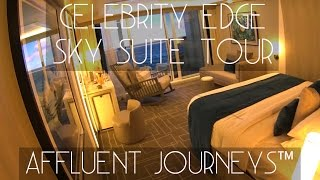 Download Celebrity Edge Sky Suite Tour Video