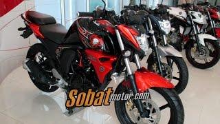 Download All New Yamaha Byson Injeksi (Merah/ Red Combat) - Sobatmotor Video