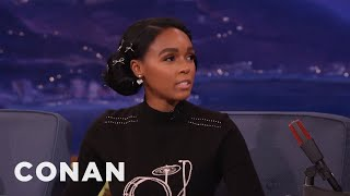 """Download Janelle Monáe Belted Out """"Beat It"""" In The Middle Of Church - CONAN on TBS Video"""
