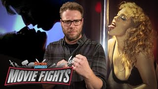 Download Best Movie Sex Scene! (w/ SETH ROGEN) - R-RATED MOVIE FIGHTS!! Video
