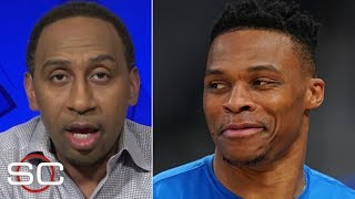 Download The Rockets are still James Harden's team after Russell Westbrook trade - Stephen A. | SportsCenter Video