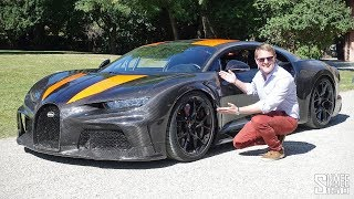 Download THIS is the Bugatti Chiron Super Sport 300+ That Broke 300mph! Video