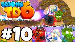 WORLD'S FIRST ″BANANA CENTRAL″ TIER 5 FARM UPGRADE // Bloons TD 6
