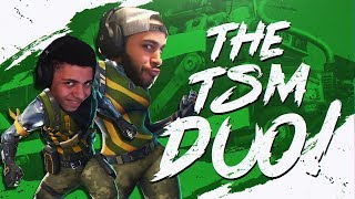 Download YOUR FAVORITE TSM DUO! POPPING OFF WITH HAMLINZ (Fortnite BR Full Match) Video