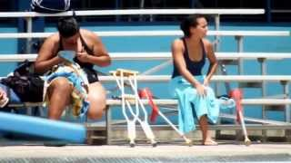 Download Amputee Woman Swimming Barquisimeto 04-30-2.013 Tomorrow Video