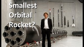 Download How Small Can You Make An Orbital Rocket? Video