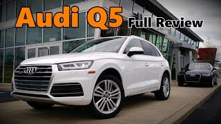 Download 2018 Audi Q5: Full Review | Prestige, Premium Plus & Premium Video