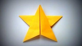 Download Origami - How to make a STAR Video