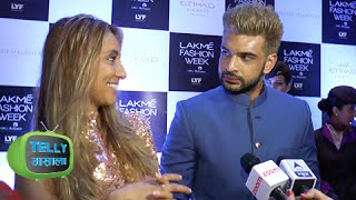 Download Karan Kundra, Anusha Dandekar REACT About Their New Look Video