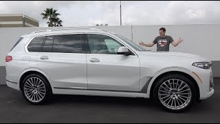 Download Here's Why the 2019 BMW X7 Is the Best Big Luxury SUV Video