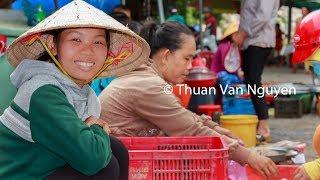 Download Vietnam || Cau Ke Rural Market || Tra Vinh Province Video