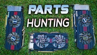 Download HUNTING for USED PC Parts | How to Sell PC Builds? Video
