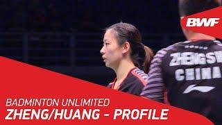 Download Badminton Unlimited | Zheng Siwei/Huang Yaqiong - Profile | BWF 2018 Video
