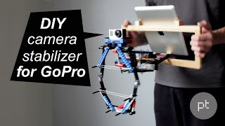 Download DIY gopro camera stabilizer for free - producttank Video