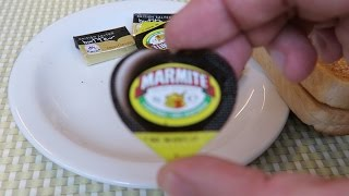 Download Marmite on Toast at Regency Cafe London - A How To Guide Video