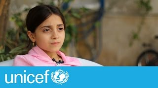 Download A bomb explodes, growing up in Aleppo | UNICEF Video