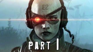 Download Metal Gear Solid 5 Phantom Pain Walkthrough Gameplay Part 1 - Quiet (MGS5) Video