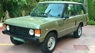 Download 1984 Range Rover Classic 2 Door 3.5 V8 Video