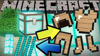 Download If Diamonds and Wood Switched Places - Minecraft Video