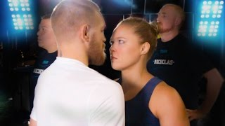 Download Conor McGregor Vs Ronda Rousey - The Finisher Challenge! Video