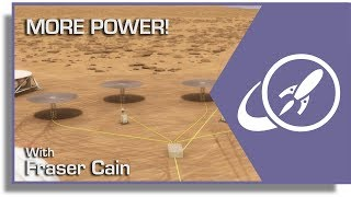 Download The Problem of Power in Space. NASA's New Kilopower Reactor Video