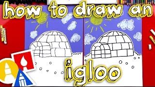 Download How To Draw An Igloo Video