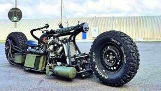 Download 8 Amazing Homemade Vehicles You Need To See Video