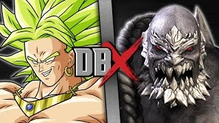 Download Broly VS Doomsday (Dragon Ball Z VS DC Comics) | DBX Video
