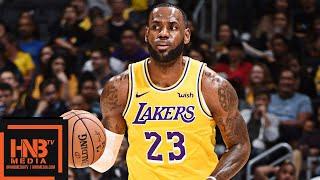Download Los Angeles Lakers vs Sacramento Kings Full Game Highlights | 04.10.2018, NBA Preseason Video