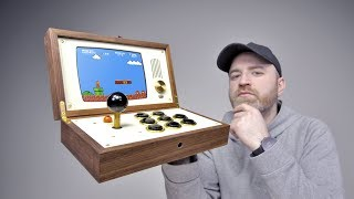 Download A Portable Arcade For The Super Wealthy Video
