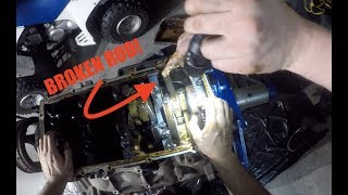 Download 2 pistons and One broken rod!!! Final Tear Down Video