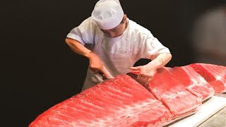 Download THESE JAPANESE CHEFS HAVE UNREAL KNIFE SKILLS Video
