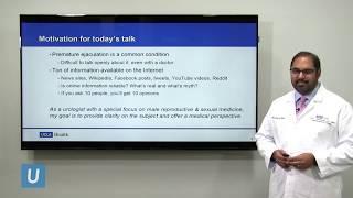 Download Premature Ejaculation: A Urologist's Perspective Video