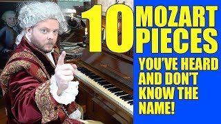 Download 10 Mozart Pieces You've Heard And Don´t Know The Name Video