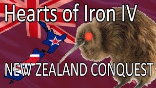 Download Hearts Of Iron IV: NEW ZEALAND WORLD CONQUEST Video