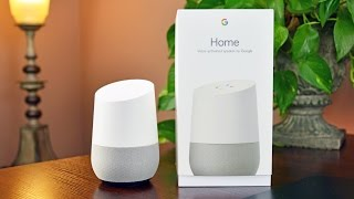 Download Google Home: Unboxing & Review Video
