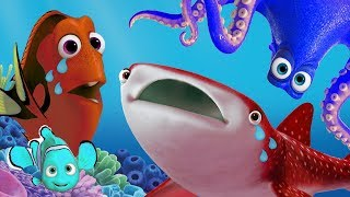 Download Disney Pixar Finding Dory toys learn colors in English 🌊 Video